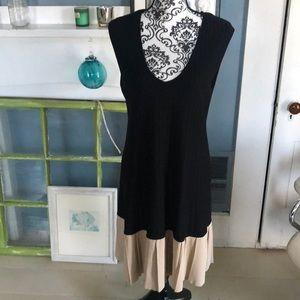 NIC +ZOE flapper-style dress NWOT.